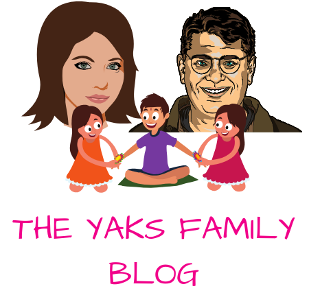 The Yaks Family Blog